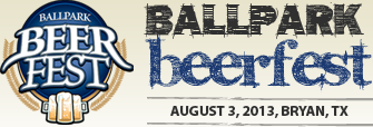 Ballpark Beer Fest Logo